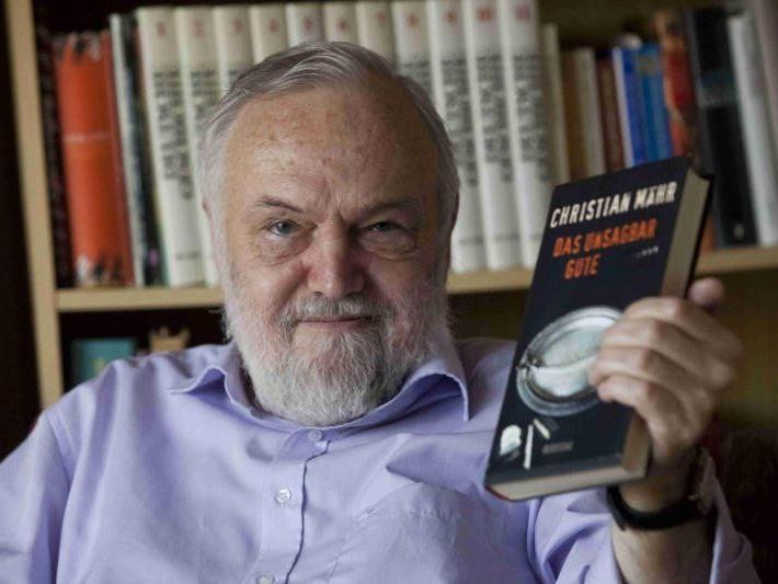 In der Jury sitzt auch der Vorarberger Autor Christian Mähr