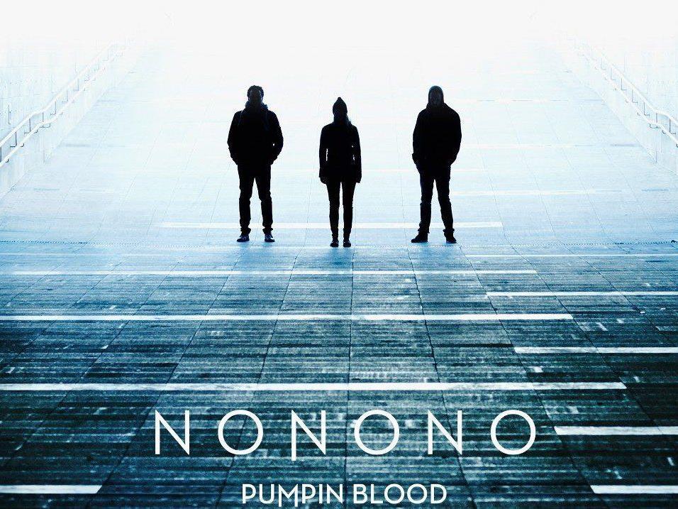 """Der Antenne-Vorarlberg-Hit-Tipp in dieser Woche: Nonono mit """"Pumpin Blood"""""""