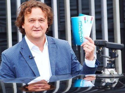 Rot-schwarzes Kanzlerduell bei der ORF-Wahlfahrt mit Hanno Settele