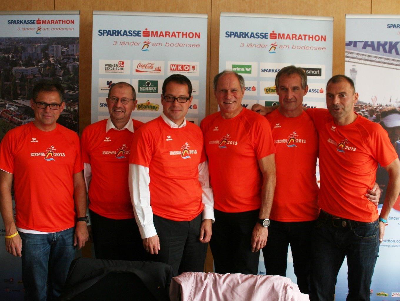 Der Marathon im Dreiländereck verspricht wieder ein großes Laufspektakel zu werden.