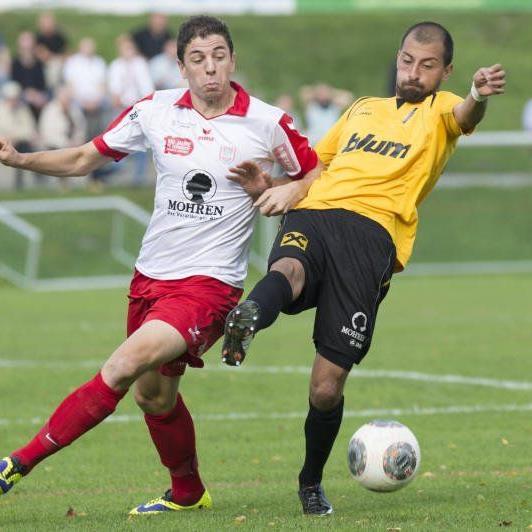 Ahmet Caner setzte mit seinem Kopftor den FC Dornbirn schachmatt.