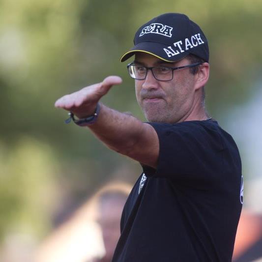 Altach Amateure-Coach Peter Jakubec ist der Wunschkandidat der Rothosen für das Traineramt.