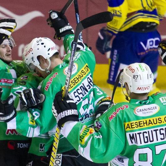 Der Schwede Pierre Nilsson ist beim EHC Bregenzerwald langzeitverletzt.