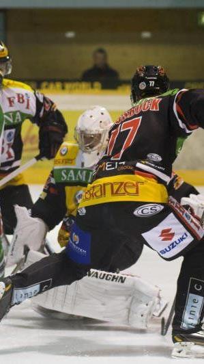 Der EHC Lustenau geht gut gerüstet in die neue Saison. Im letzten Test gewann man gegen Feldkirch.