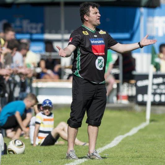 Meistermacher Stipo Palinic ist seit Dienstag mittag nicht mehr Coach von VL-Klub FC Lauterach.
