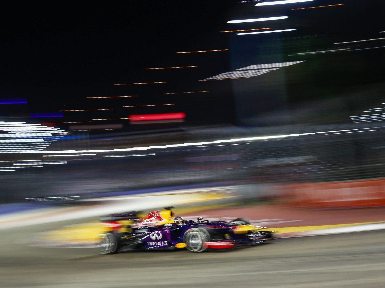 Vettel in WM bereits 60 Punkte vor erneut zweitplatziertem Alonso