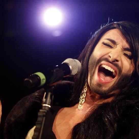 Conchita Wurst: 2. Anlauf für den Song Contest.
