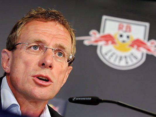 RB-Sportdirektor Rangnick auf Kandidatensuche