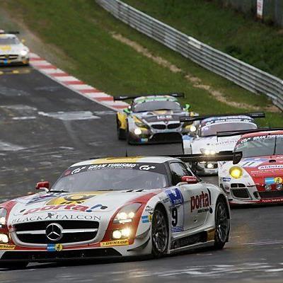 Brite gewann heuer die 24 Stunden am Nürburgring