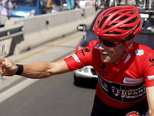 Horner gewann mit 42 die Vuelta