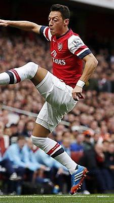Özil will bei Arsenal gegen Dortmund aufspielen