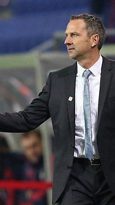 Coach Thalhammer zufrieden mit seinem Team