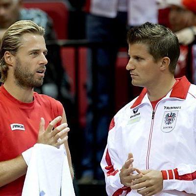 Trimmels Davis-Cupp-Team in Europa-Afrika-Zone I