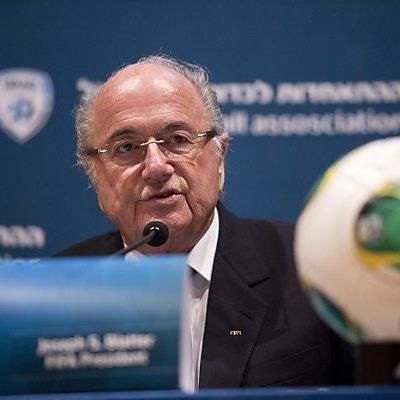 Blatter handelte sich Unmut vieler Portugiesen ein