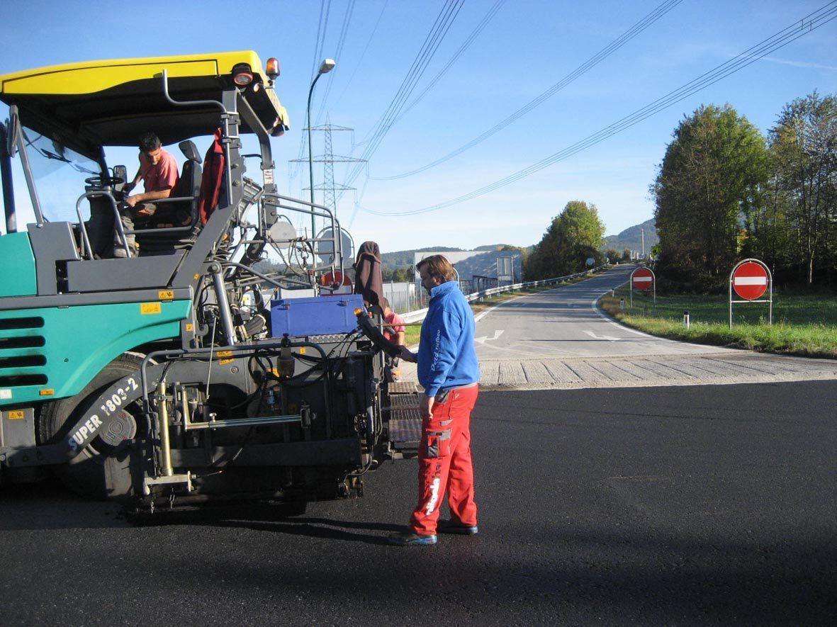 Der Autobahnanschluss Rankweil ist wieder ungehindert befahrbar.