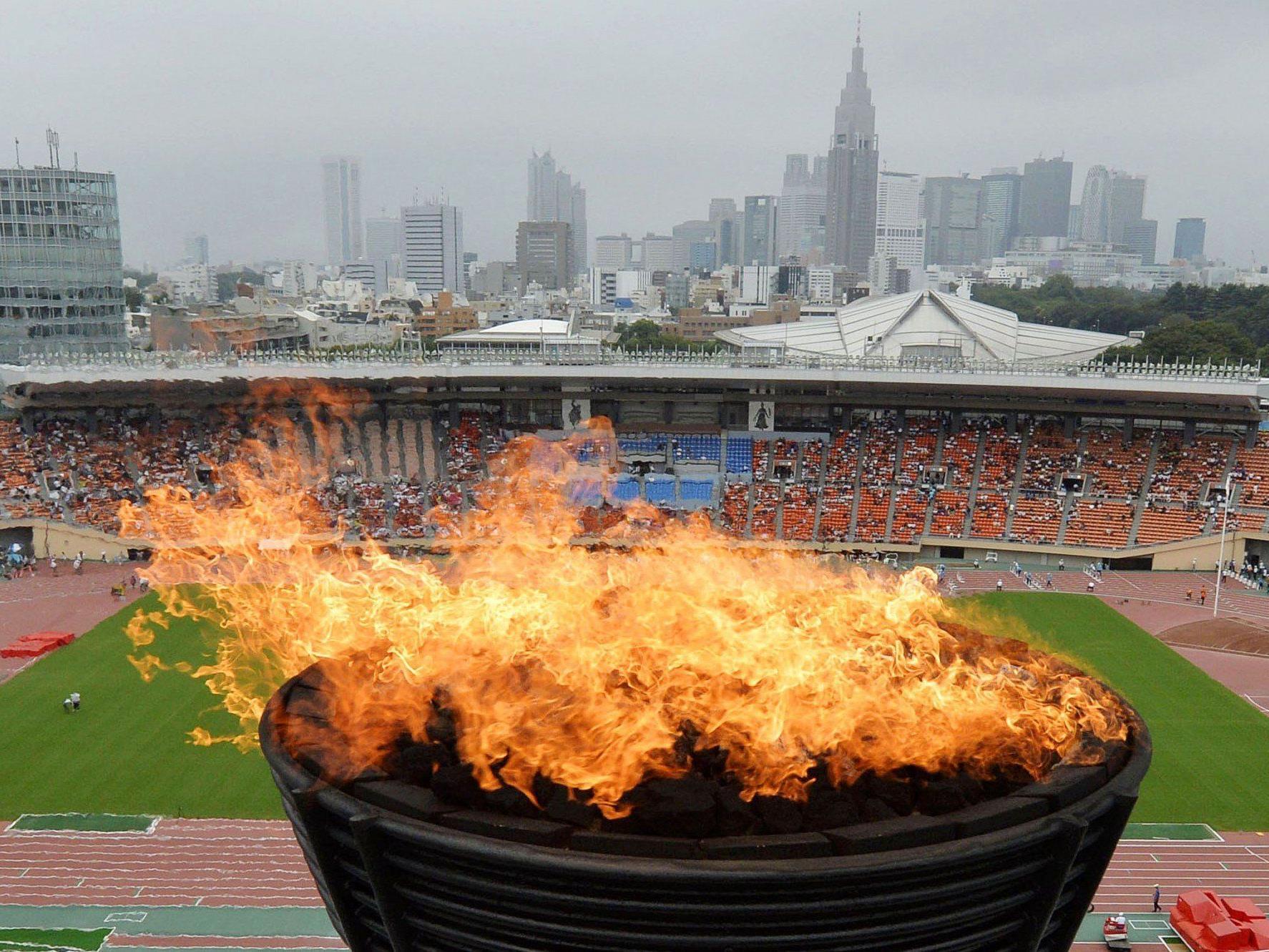 Auch Japan bereitet sich schon auf die Olympischen Spiele 2020 vor.