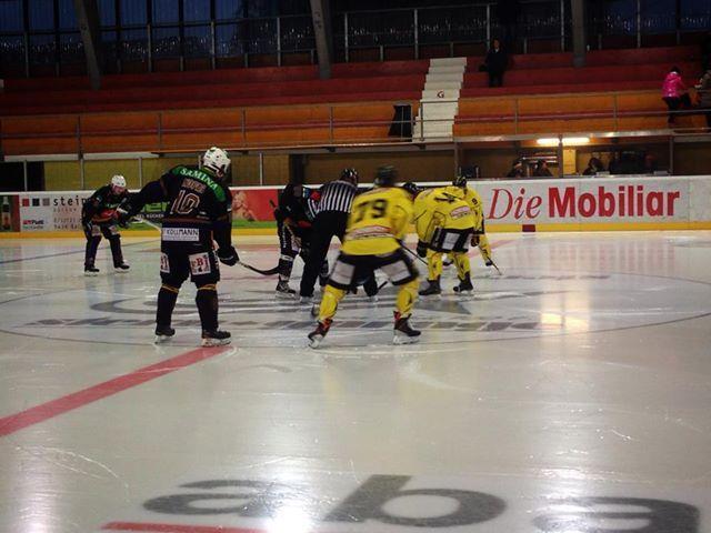4:1 Sieg gegen den HC Samina Rankweil-Widnau