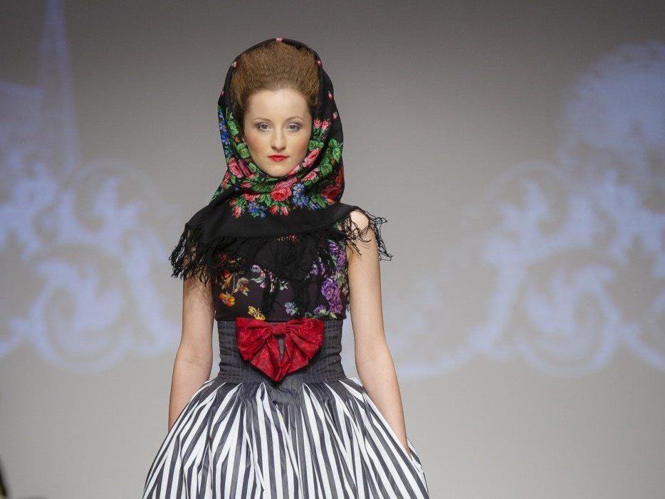 Susanne Bisovsky schickte ihr Models bei der MQ Vienna Fashion Week zuletzt auf den Laufsteg.