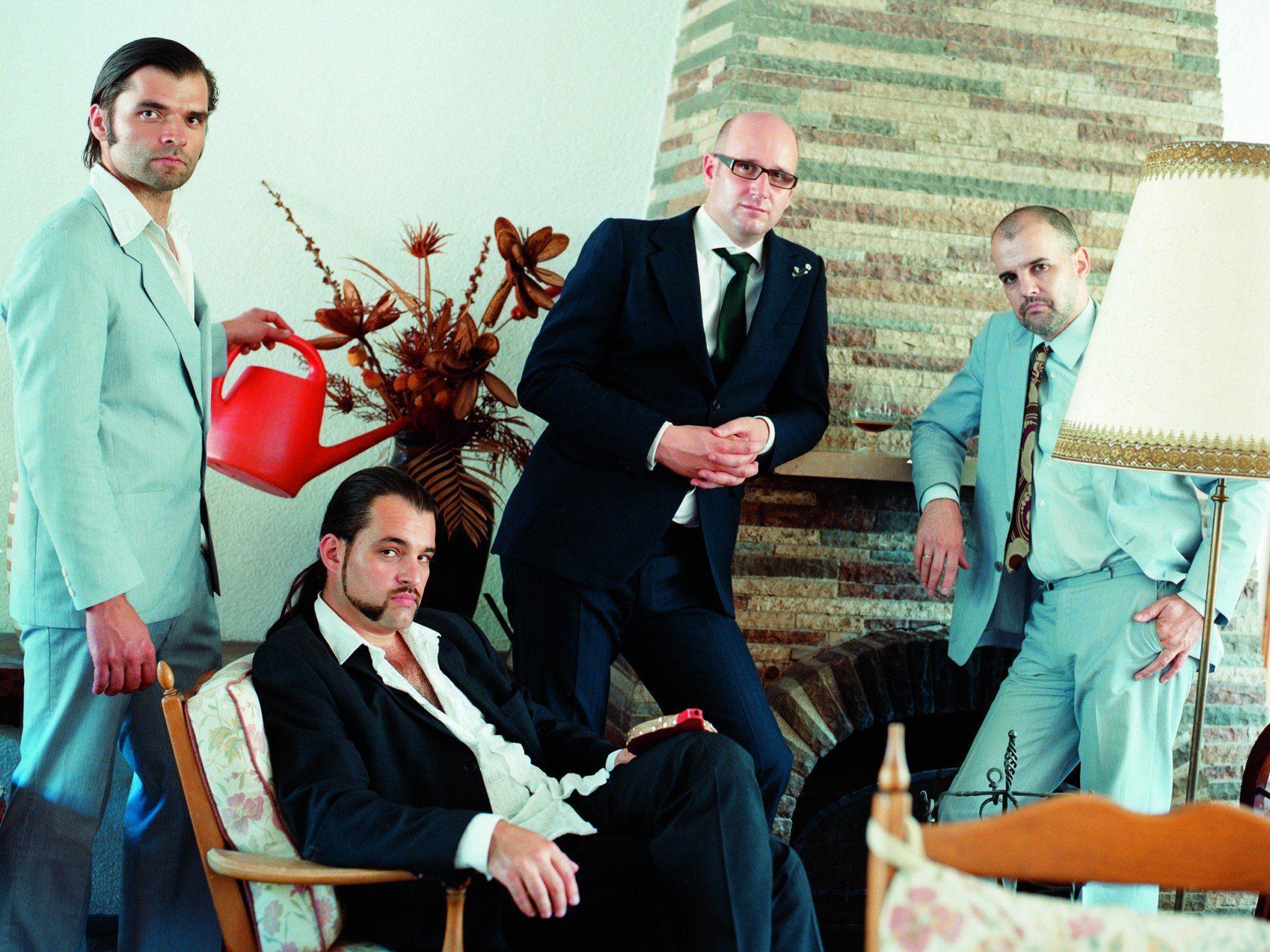 """Die Band """"Alldra"""" sorgt am Donnerstag, 7. November für musikalische Unterhaltung im Löwen-Foyer."""
