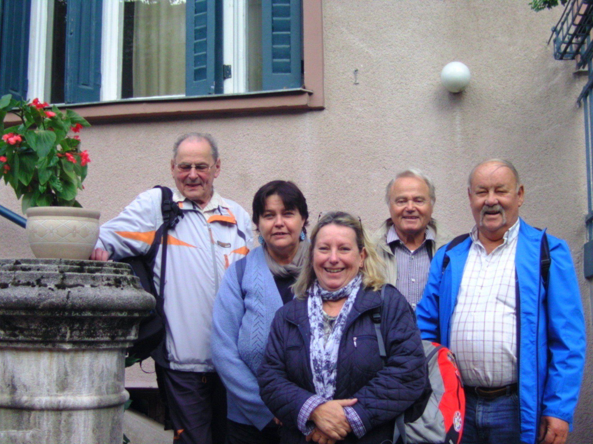 FESP Wanderer in Budapest