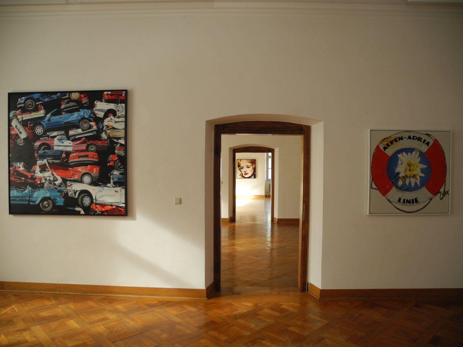 Diese drei Bilder zeigen die Universalität von Heinrich Salzmann