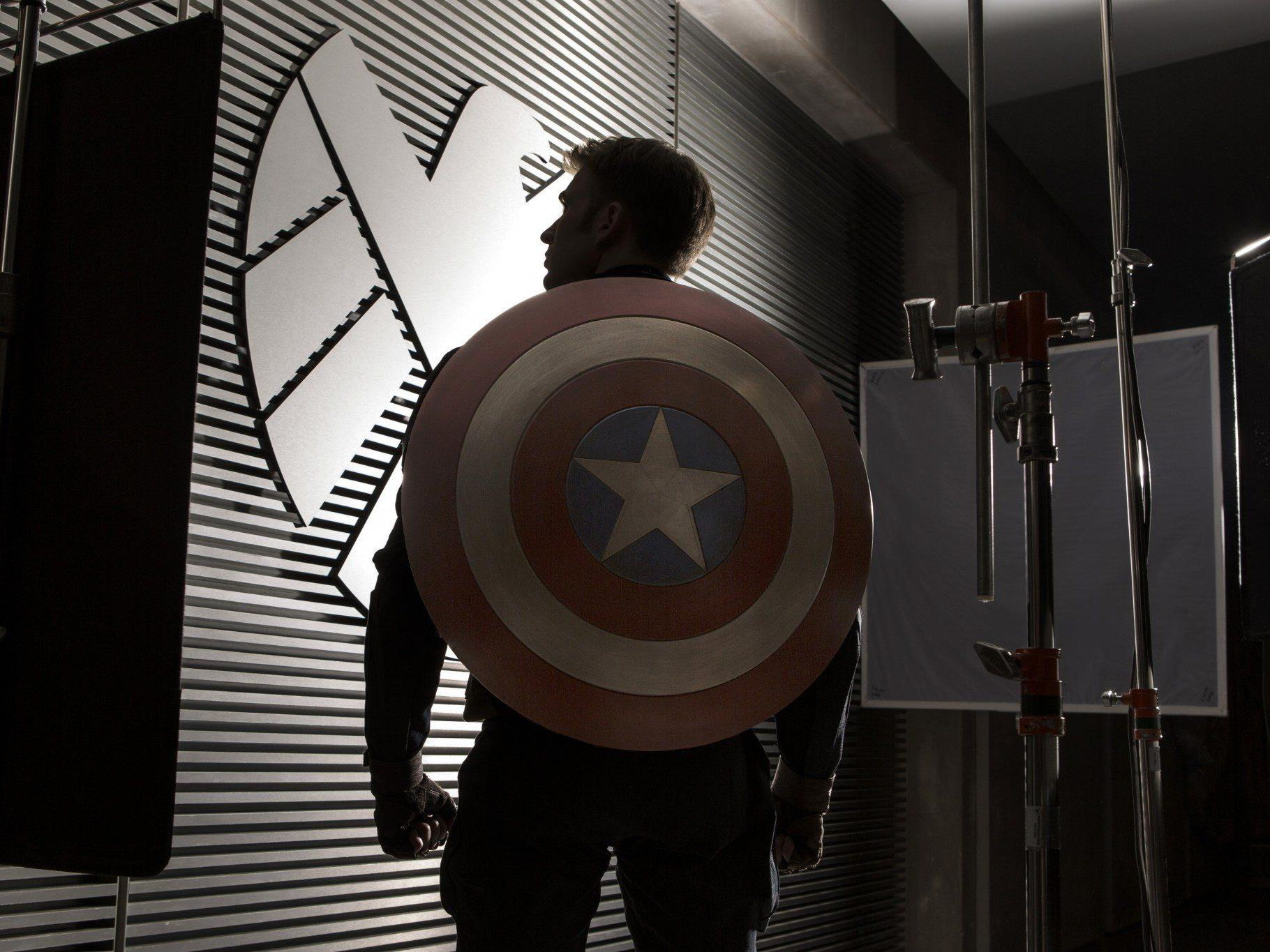 Zweiter Solo-Auftritt für Chris Evans als Captain America ab 27. März im Kino.