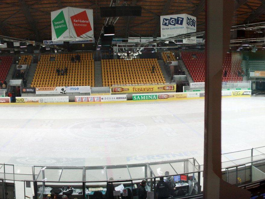 Die Vorarlberghalle in Feldkirch ist erst Ende Oktober wieder benützbar.
