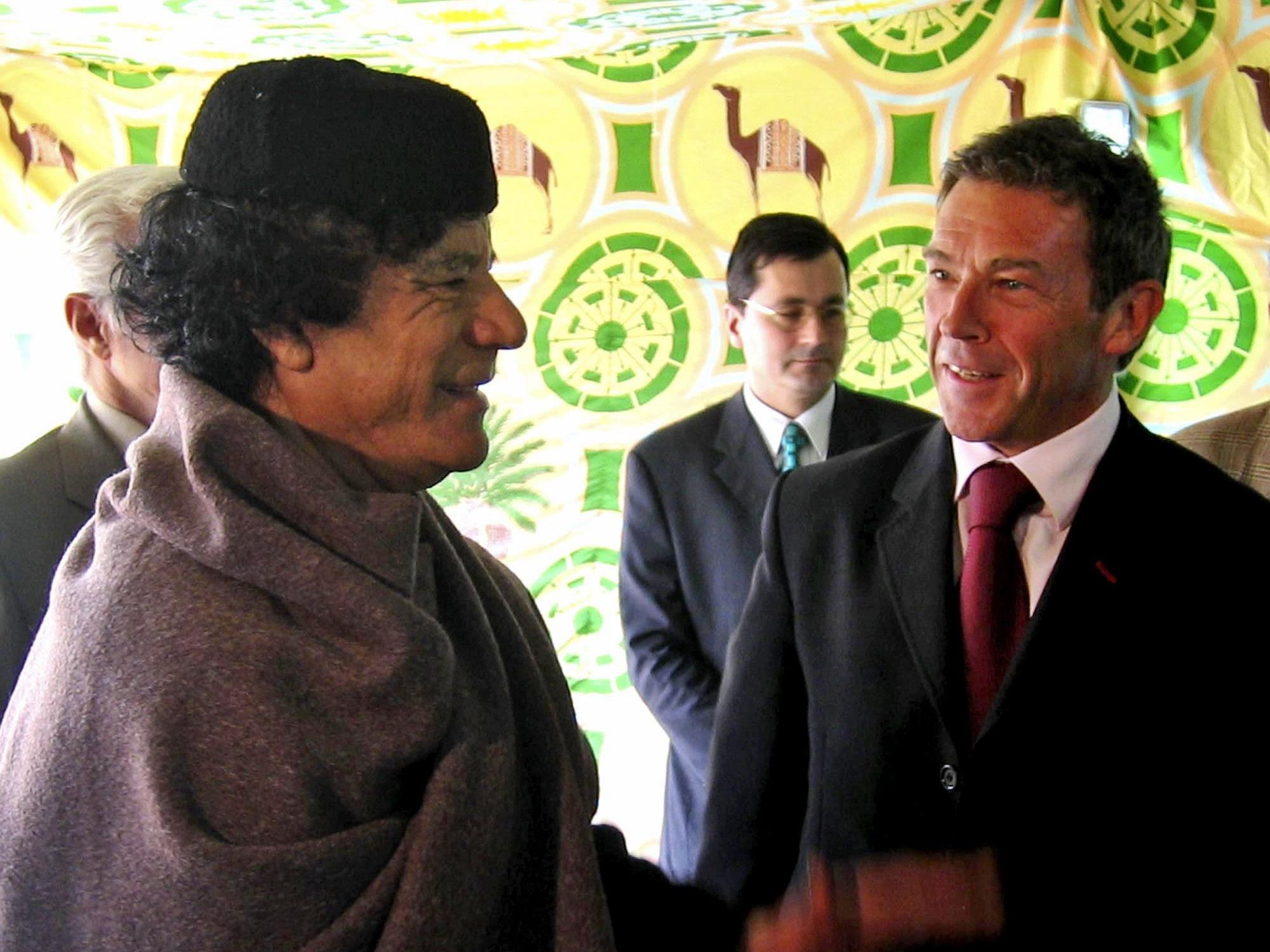 Immer wieder wollte Haider in der Weltpolitik mitmischen. Einen besonderen Hang hatte er dabei zu Diktatoren.