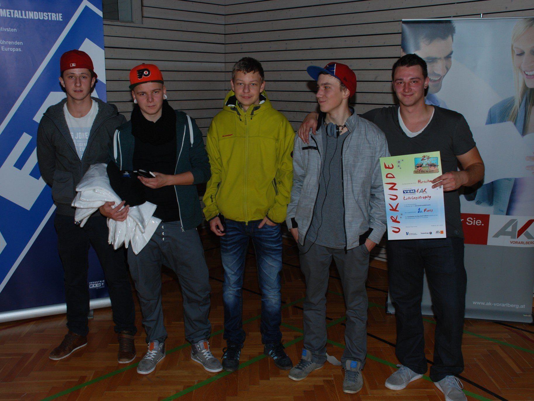 Das Vorarlberger Handball Lehrlings Challenge soll ein Volltreffer werden.