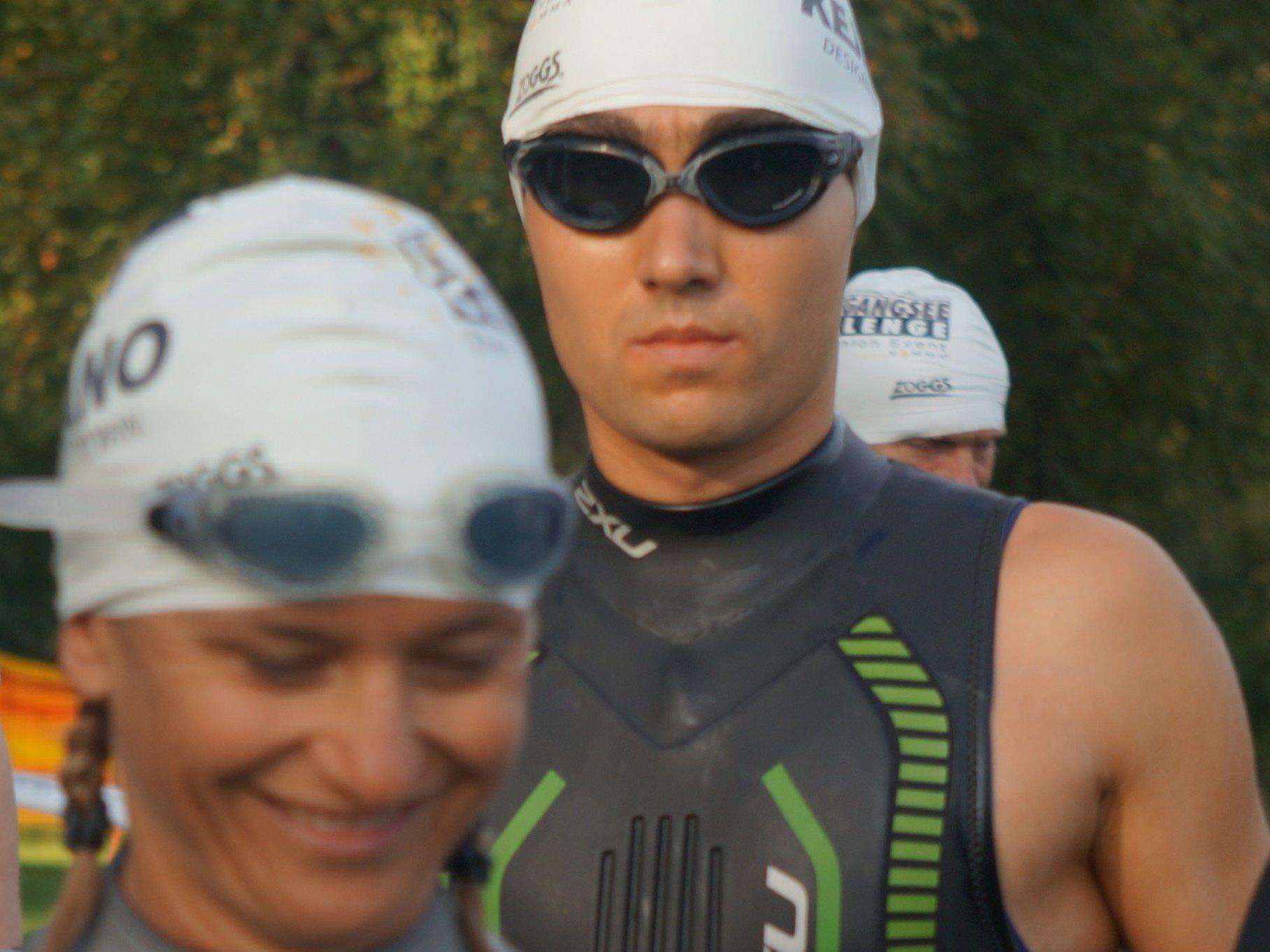 Der Götzner Florian Geser nimmt nach 2008 zum zweiten Mal beim Ironman Hawaii teil.