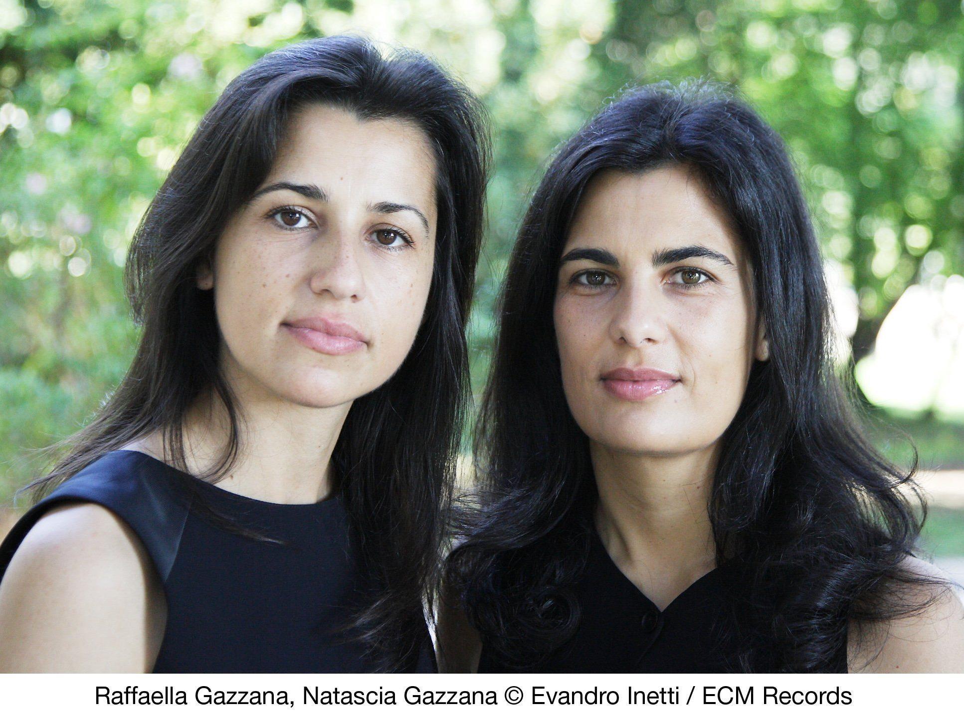 """Das italienische """"Duo Gazzana"""" eröffnete die neue Konzertsaison im Kulturhaus."""