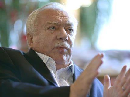 Michael Häupl äußert sich zu Optionen nach der NR-Wahl