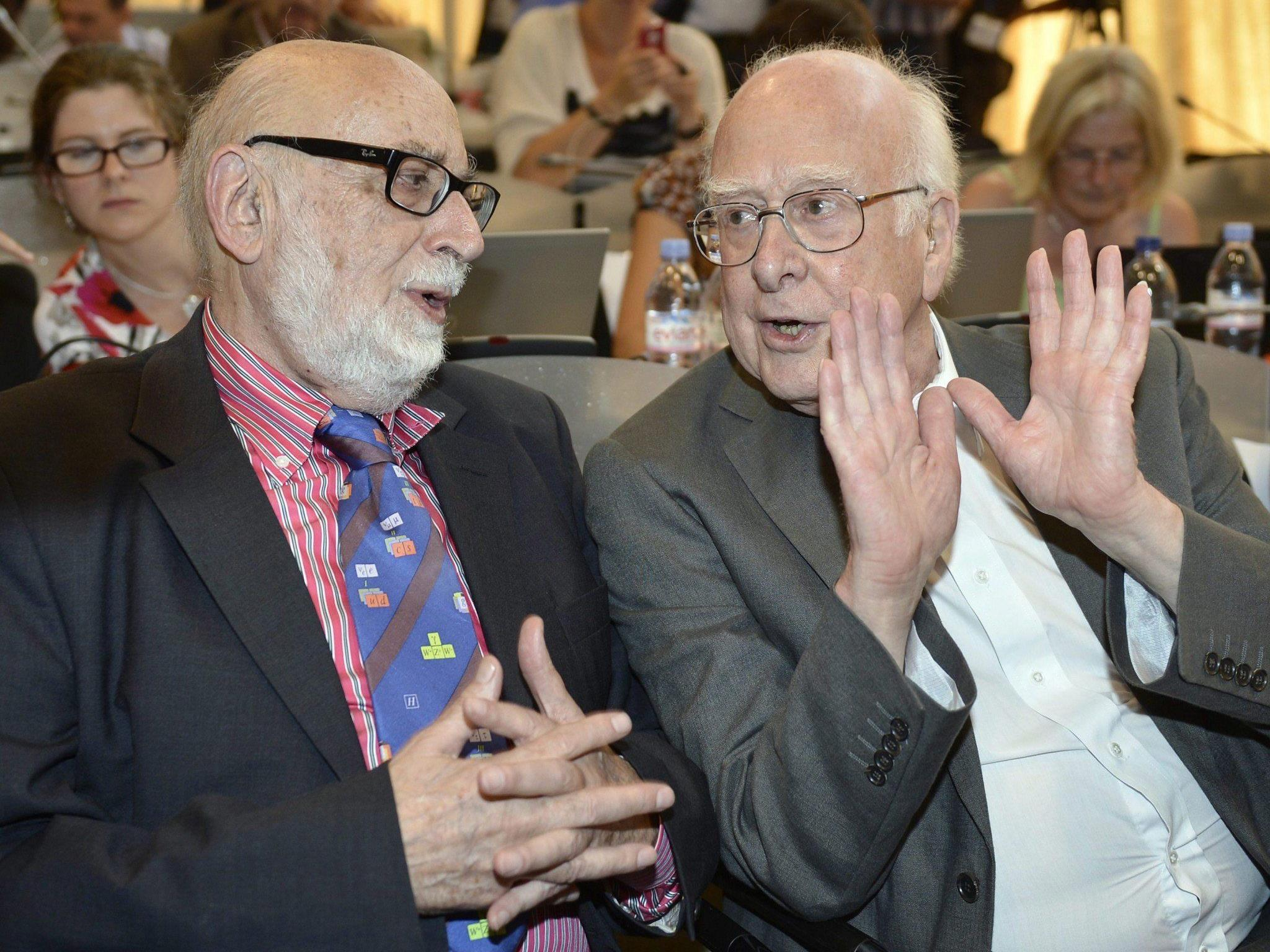 Der Physiknobelpreis geht in diesem Jahr an Francois Englert und Peter Higgs.