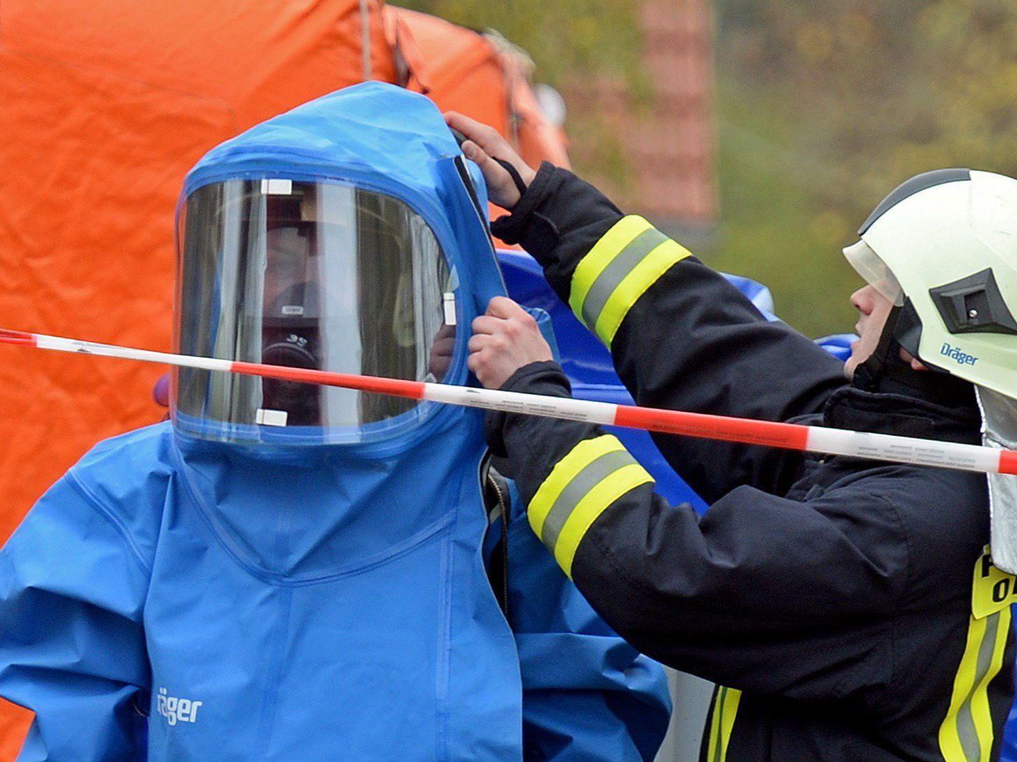 Norwegen möchte die Chemiewaffen nicht auf seinem Boden zerstören, da nicht genugend Kapazität vorhanden ist.