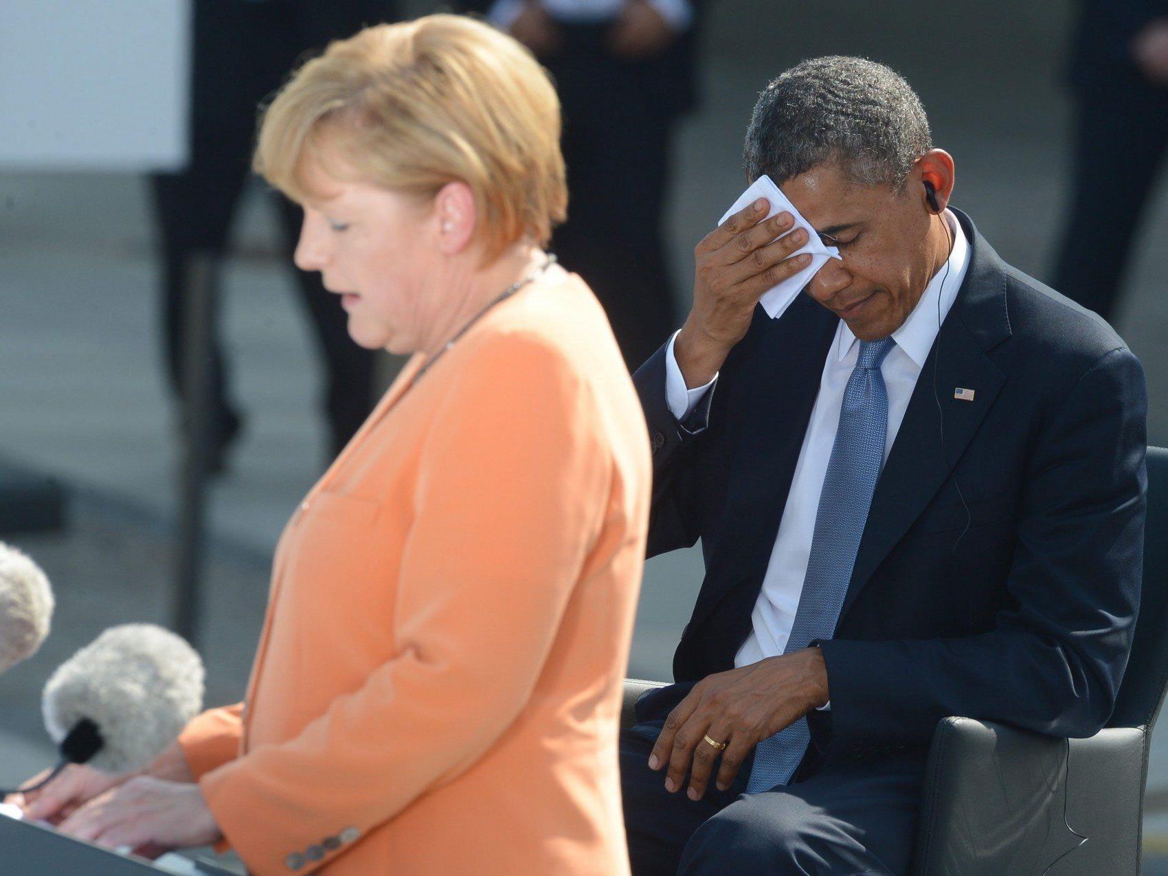 NSA-Abhörskandal: Tragweite und Konsequenzen noch ungeklärt.
