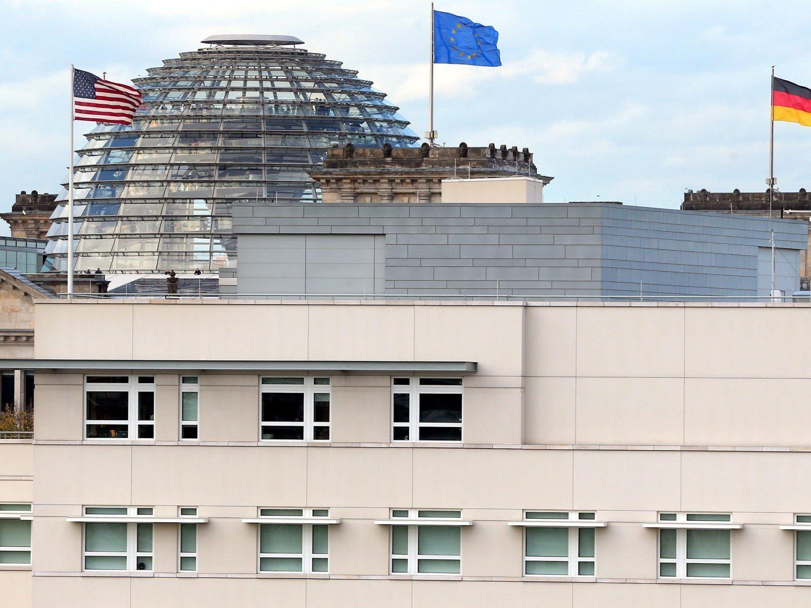 """EU-Delegation: """"Offene und ehrliche"""" Aussprache mit amerikanischen Regierungsvertretern."""