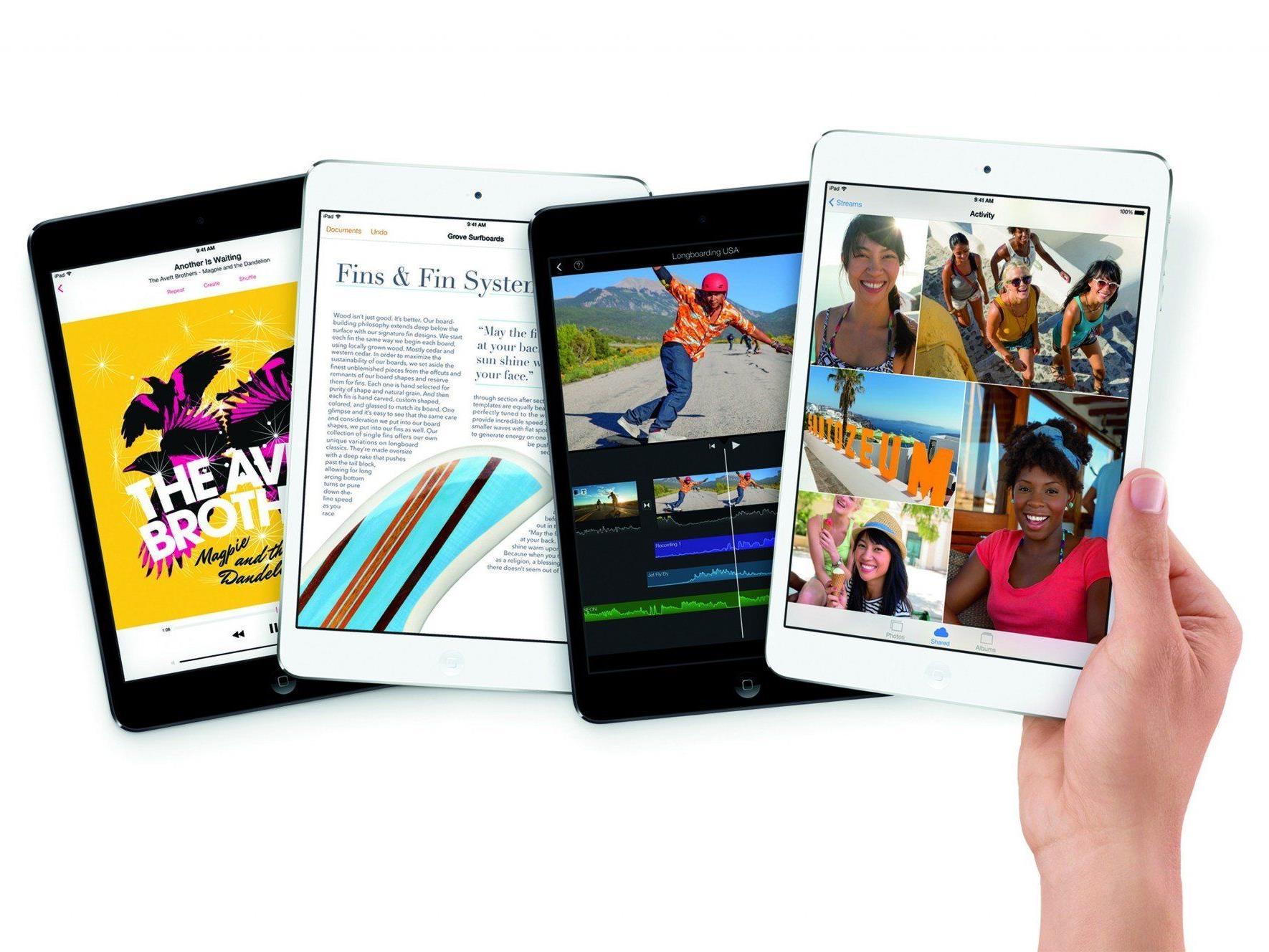 Keine großen Neuerungen, dafür werden iPads und iPhones perfektioniert.