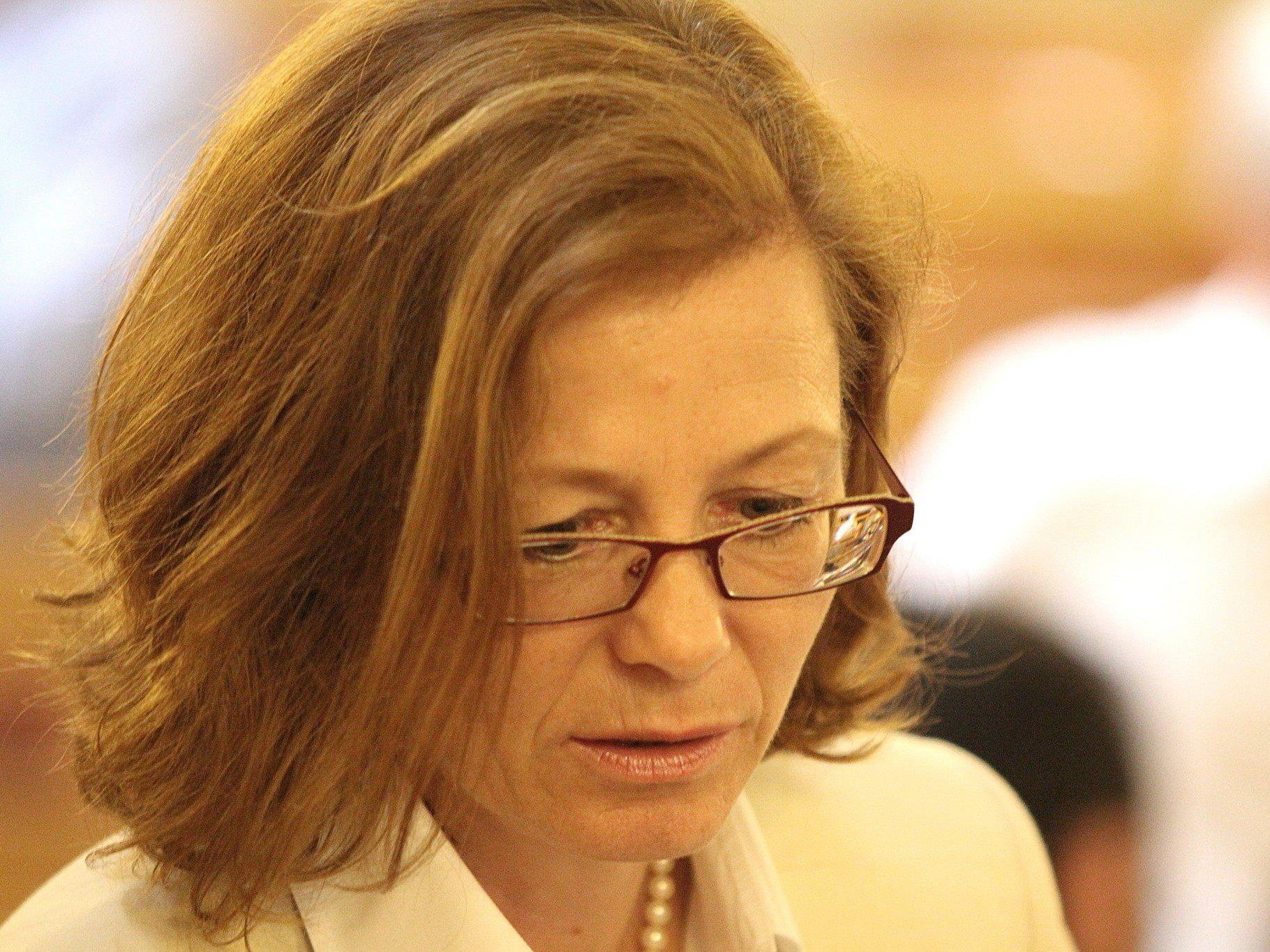 Die suspendierte Vizepräsidentin des Landesgerichts Feldkirch, Kornelia Ratz, kämpft um einen Freispruch.