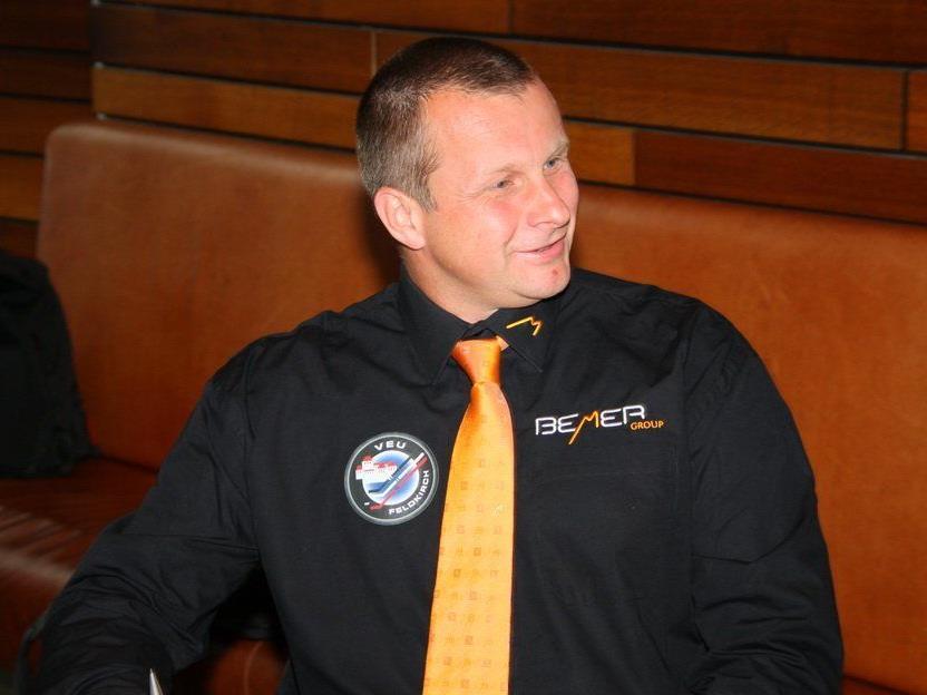VEU Feldkirch Geschäftsführer Michael Lampert sieht die lange Spielpause als eine Katastrophe.