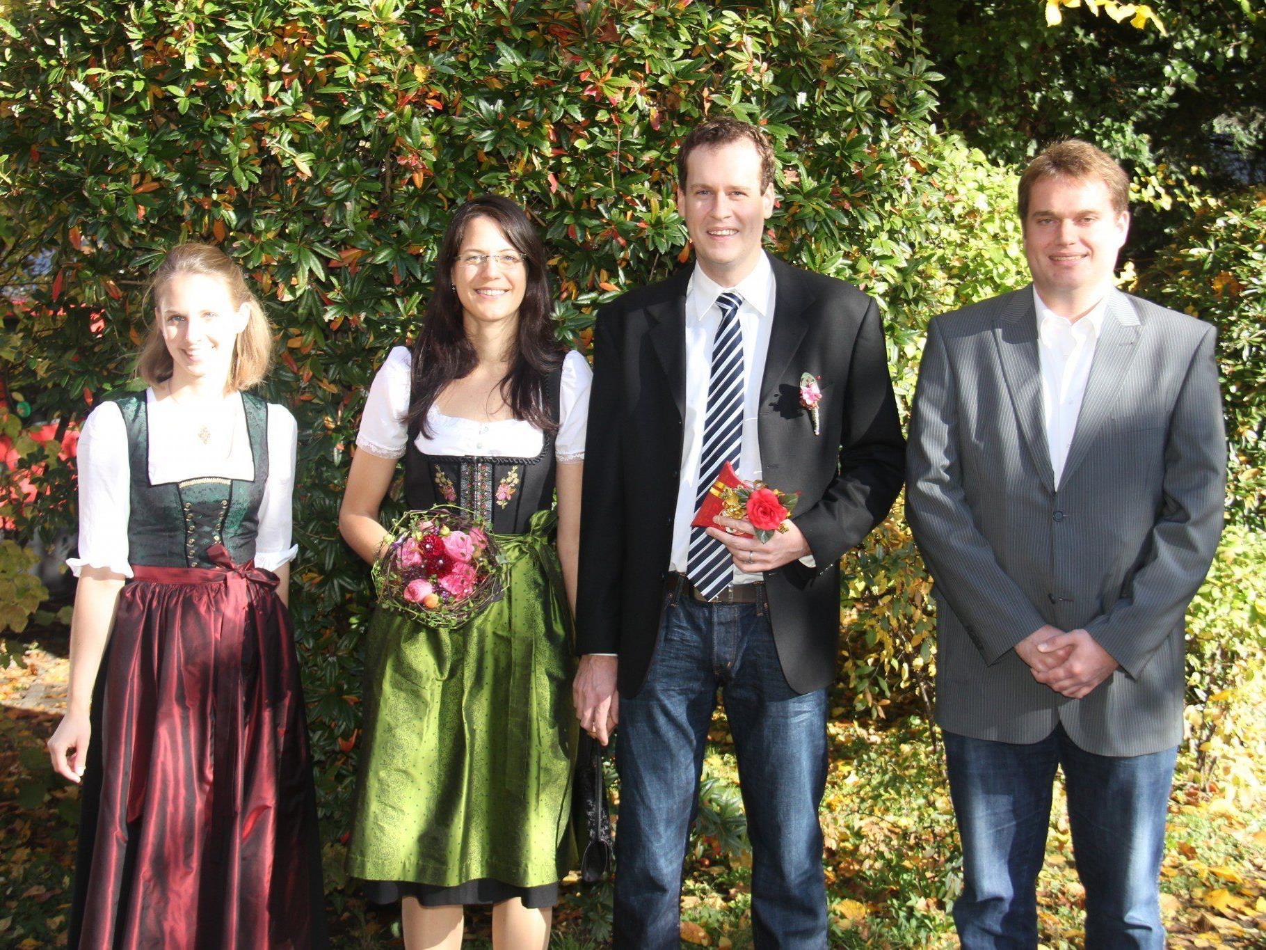 Hochzeit Von Margit Huber Und Michael Koppi Feldkirch Vol At