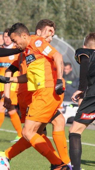 Philipp Netzer und Co. verloren das Testspiel gegen den Schweizer Klub Wil knapp mit 0:1.