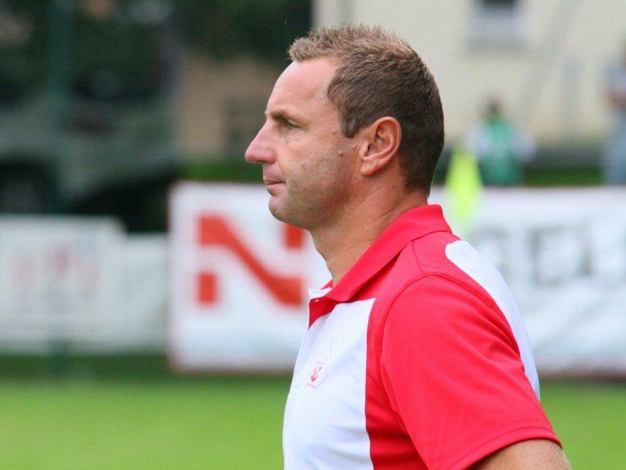 Rankweil-Trainer Martin Schneider darf mit seiner Mannschaft wieder zufrieden sein.