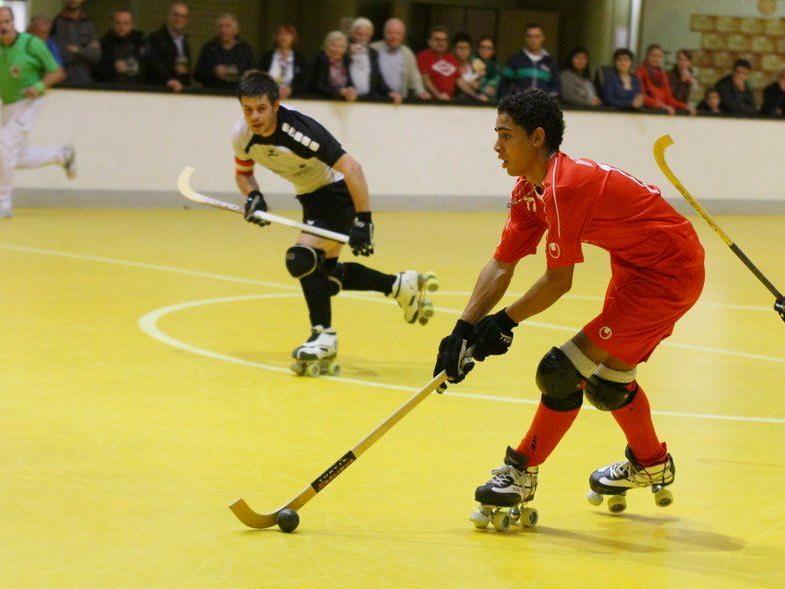 RHC Wolfurt gewann auch das zweite Spiel und ist nun Zweiter in der Tabelle.