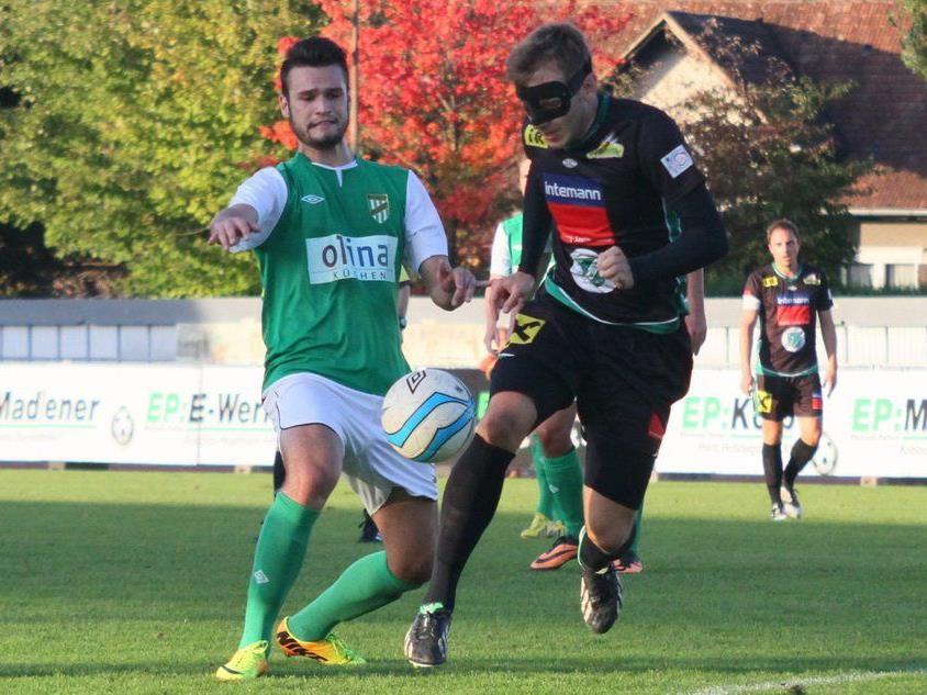Lauterach und Austria Lustenau Amateure konnten ihre Spiele gewinnen und machten drei Punkte.