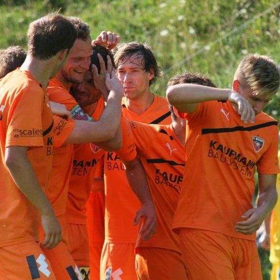 FC Bizau fehlt noch ein Sieg um den Halbzeittitel zu fixieren.