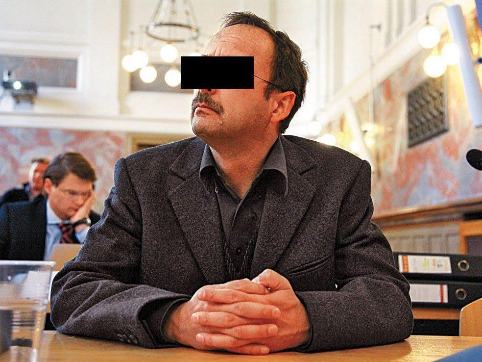 Die Anklage hat auch bei ihm Nichtigkeit angemeldet: Jürgen H.