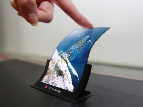Krumme Sache: Solche Displays gehen bei LG in Serie