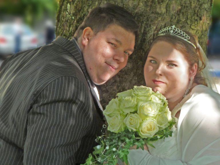 Daniela Ludwar und Stefan Goger haben geheiratet.