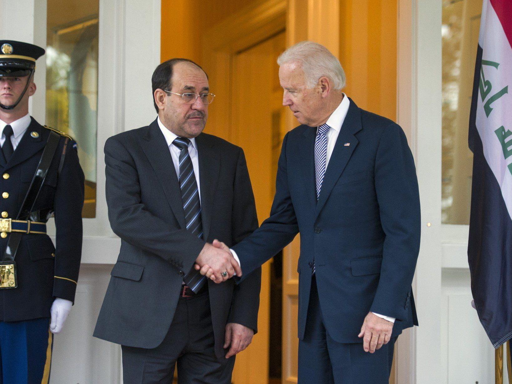 Irakischer Regierungschef stellt bei USA-Besuch große Forderungen.