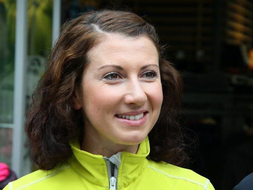 Die 32-jährige Dornbirnerin lief in Berlin einen neuen Vorarlberger Landesrekord über 10 Kilometer.
